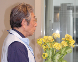 【写真】久保 惠三郎さん